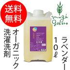 【ソネット】【sonett】ナチュラルウォッシュリキッド10L(洗濯用液体洗剤)