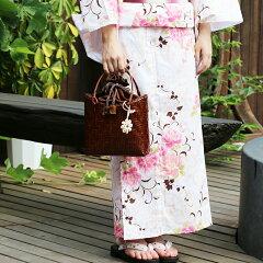 内布が巾着に絞れるのが可愛いですよ♪バンブーキンチャクMサイズ 使うほどに味が出る天然竹【...