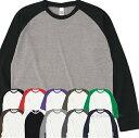 楽天メーカー在庫処分!FELIC ラグランロングスリーブTシャツ カットソー長袖【47】【3001212】
