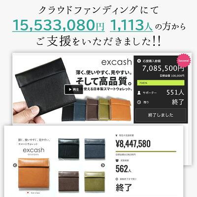 コンパクトなのに大容量本革ミニコインケース