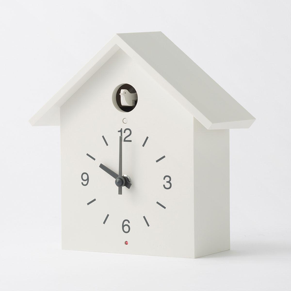 【無印良品 公式】 鳩時計・大