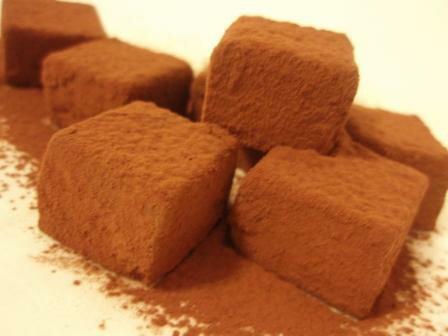 【糖質0.054g!】低糖質生チョコ☆お得な箱なし、増量パック!糖質制限中の方、ダイエット中の方にオススメ!
