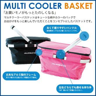 [AWESOME]多冷氣設備籃球[O薩姆保冷包購物包環保包購物籃折疊購物袋大小肌理保冷烤肉購物袋環保包]05P05Nov16