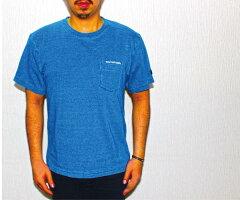 5.6オンスルーズフィットロングスリーブTシャツ(ポケット付)/湘南発/マルチタスク/メンズ長袖Tシャツ