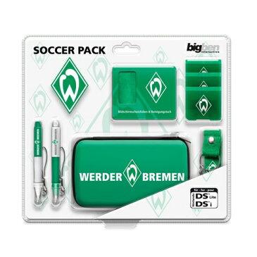【SALE50%OFF】ヴェルダーブレーメン ニンテンドーDSi/DS Lite サッカーパック【サッカー/Werder Bremen/マリン/ブンデスリーガ】GER02