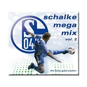 """シャルケ オフィシャルCD """"SCHALKE MEGA MIX Vol.2"""" 【Schalke/サッカー/ブンデスリーガ/内田..."""