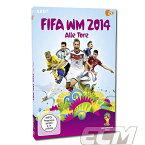 FIFA ワールドカップ2014ブラジル大会 全ゴール集DVD 【サッカー/ドルトムント/Worldcup/ドイツ代表/ラーム/ノイアー】DFB16