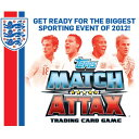"""【予約ENG03】TOPPS イングランド代表2012 """"Match Attax"""" トレーディングゲームカード スタータ.."""