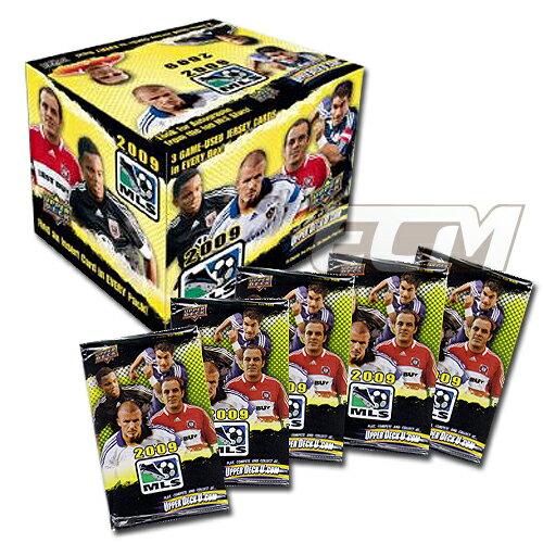 トレーディングカード・テレカ, トレーディングカード PAN03UPPERDECK MLS 2009