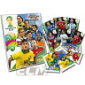 "PANINI FIFA World Cup BRASIL 2014 ""Adrenalyn XL"" トレーディングカード【サッカー/ワールドカップ/メッシ/ネイマール/トレカ/Cロナウド】PAN01 ECM19"