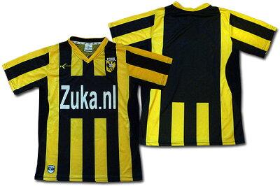 フィテッセ ホーム 半袖【Klupp/2010/Vitesse/オランダ・エールディヴィジ】0825