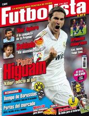 Futbolista 2011年12月号(#104) 表紙:イグアイン(レアルマドリード)【サッカー/リーガエスパ...