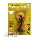 2006 FIFAワールドカップ ドイツ大会 決勝プログラム(英語版) イタリア代表vsフランス代表 ...