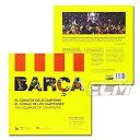 "FCバルセロナ 2013年写真集 ""El CORAJE DE LOS CAMPEONES""【リーガエスパニョーラ/バルサ/BARCELONA/メッシ/ネイマール/イニエスタ/シャビ/サッカー】ECM14-8"