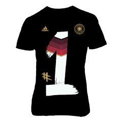 """【予約DFB19】ドイツ代表 ワールドカップ優勝記念 """"Coming Home"""" Tシャツ【14-15/ワールドカッ..."""