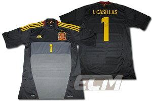 スペイン代表 GK 1番カシージャス