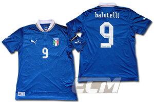 イタリア代表 ホーム 半袖 #9 マリオ・バロテッリ【PUMA/2012/ユーロ2012/サッカー/ユニフォーム】