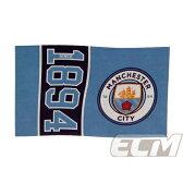 【予約ECM25】マンチェスターシティ SN フラッグ【Manchester City/サッカー/プレミアリーグ】ネコポス対応可能