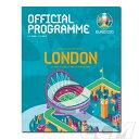 【EUP21】【国内未発売】ユーロ2020 オフィシャル トーナメントプログラム LONDON ver【ユーロ2021/欧州選手権/公式/サッカー】 ネコポス対応可能
