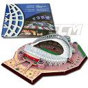 【NAO01】ハリーファ国際スタジアム スタジアム 3Dパズル【ドーハ/カタール/ワールドカップ/サ ...