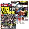 【予約ECM14】FCバルセロナ 14-15チャンピオンズリーグ優勝翌日現地新聞セット(SPORT & Mundo Deportivo)【FC Barcelona/サッカー/Messi/メッシ/ネイマール】