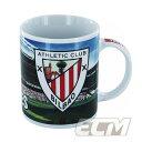 【予約ECM12】【国内未発売】アスレティック・ビルバオ オフィシャルマグカップ スタジアム【サッカー/スペインリーグ/Athletic Bilbao】