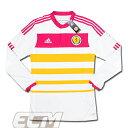 【予約SCO01】【国内未発売】スコットランド代表 アウェイ 長袖 選手仕様【サッカー/14-15/Scotland】0825
