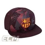 【国内未発売】FCバルセロナ オフィシャルグッズ CAP DKレッド【BARCELONA/スペインリーグ/メッシ/サッカー/帽子】