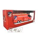 【国内未発売】アトレチコマドリード バス模型 (1:50)【モデルカー/Atletico Madrid/スペインリーグ/グリーズマン/サッカー】SPE03 ECM14