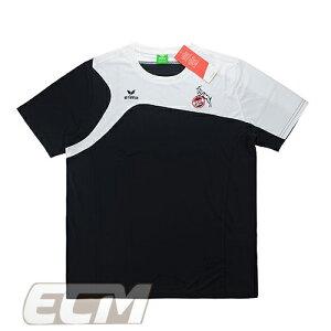 【予約ECM32】【国内未発売】FCケルン トレーニングシャツ ブラック【Erima/16-17/サッカー/ブンデスリーガ/Koln】825