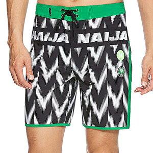 【国内未発売】【SALE】ナイジェリア代表 ボードパンツ【サッカー/Nigeria/Worldcup/アフリカ/ショーツ/海パン】ネコポス対応可能