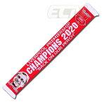 【国内未発売】ECM12リバプール 19-20 プレミアリーグ優勝記念(仮) マフラー【サッカー/Liverpool/サラー/クロップ/Premier League/スカーフ】