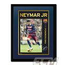 ネイマール FCバルセロナ 15-16 額入りフォト(PFA626)【サッカー/スペインリーグ/Neymar/FC Barcelona】FTO01