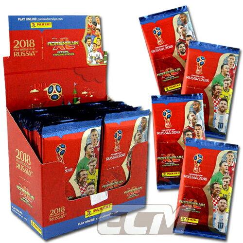 トレーディングカード・テレカ, トレーディングカード 2018PANINI Adrenalyn XL World Cup Russia 2018 2018WCR01