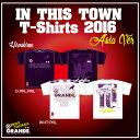"GRANDE IN THIS TOWN T-SHIRTS 2016 ""HIROSHIMA"" ア…"