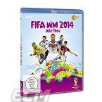 【国内未発売】FIFA ワールドカップ2014ブラジル大会 全ゴール集 ブルーレイ【Blu-ray/サッカー/Worldcup/ドイツ代表/ラーム/ノイアー】DFB16