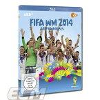 【国内未発売】FIFA ワールドカップ2014ブラジル大会 ドイツ代表ハイライト ブルーレイ【Blu-ray/サッカー/Worldcup/ドイツ代表/ラーム/ノイアー】お取り寄せ対応可能