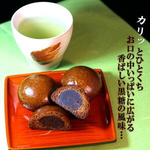 ★かりんとう饅頭12個入り★お菓子処「金沢」の味をご賞味ください…ランキング1位獲得!!カリカ...