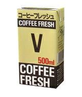 【送料無料】日世 コーヒーフレッシュV 500mlX12本(1ケース)