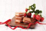 クッキー 5個入 いちごのクリームサンドクッキー 贅沢 ギフト お土産