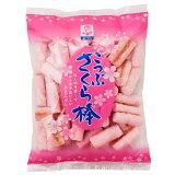 駄菓子 こつぶさくら棒 ふ菓子 サクサク 秘密のケンミンSHOW