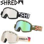 スノーボード ゴーグル SHRED シュレッド MONOCLE モノクル 17-18モデル EE A8