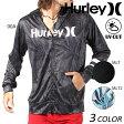 【店内全品送料無料】 SALE セール 20%OFF メンズ 長袖 ラッシュガード Hurley ハーレー MKHZLY50 EE2 F17