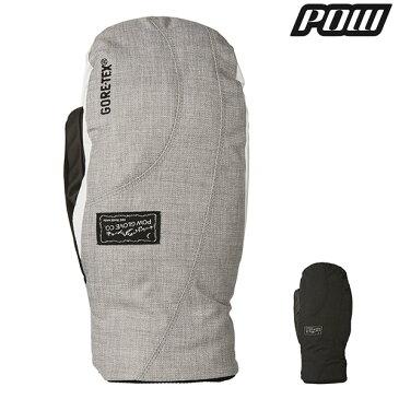 レディース スノーボード グローブ Pow Gloves パウグローブ WS CRESCENT GTX MITT 16-17モデル E1 J6