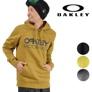 スノーボード インナー ウェア OAKLEY オークリー DWR FP PULLOVER HOODIE 461396 16-17モデル メンズ DX H15 【返品不可】