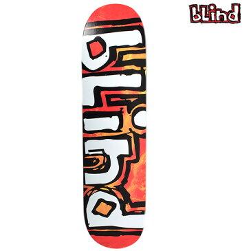 キッズ スケートボード デッキ BLIND ブラインド TRIPPY OG RHM FF A7