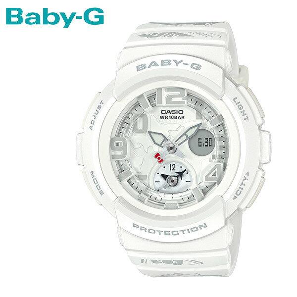 BABY-G ベビージー ハローキティコラボ 腕時計 BGA-190KT-7BJRレディース FF C10