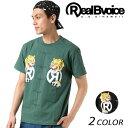 メンズ 半袖 Tシャツ Real.B.Voice リアルビーボイス 10021-10026 FF1 D17