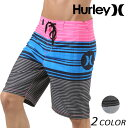 メンズ 水着 海水パンツ Hurley ハーレー STANDS 20 AH0332 ボードショーツ 20インチ丈 FF2 D19