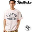 SALE セール 30%OFF メンズ 半袖 Tシャツ Real.B.Voice リアルビーボイス 10031-10063 FF2 E21
